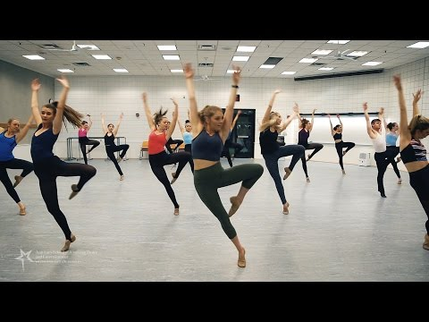 OCU Jazz Choreography to