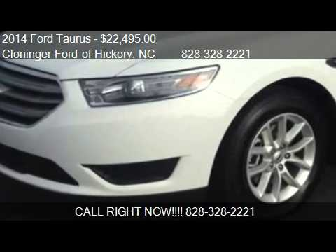 2014 Ford Taurus SE - for sale in Hickory, NC 28602