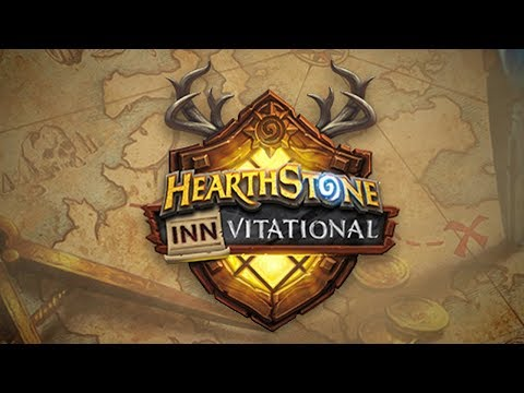 Hearthstone Inn-Vitational Preshow - Day 1 - BlizzCon 2017