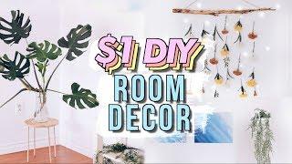 DIY Dollar Store Room Decor (Studio Room Makeover Part 3)   JENerationDIY