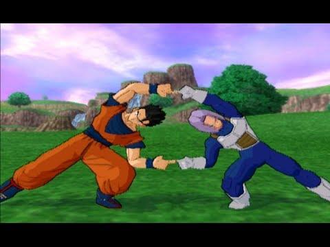 Gohan And Trunks Fusion Tenkaichi 3 Mod!