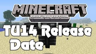 Minecraft Xbox: TU14 Release Date? Title Update 14 And PS3