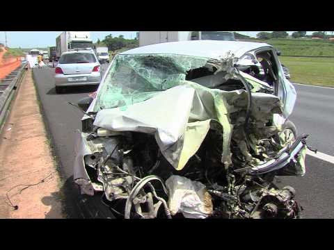 Homem morre em acidente na Rodovia dos Bandeirantes