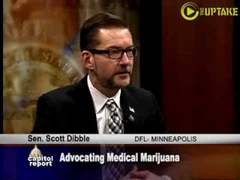 "Medical Pot Not Legal Because Of ""Lockstep Knee-jerk"" Cops Says MN Senator"