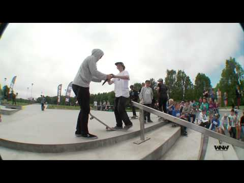Wos Not Wos best trick Larvik Open