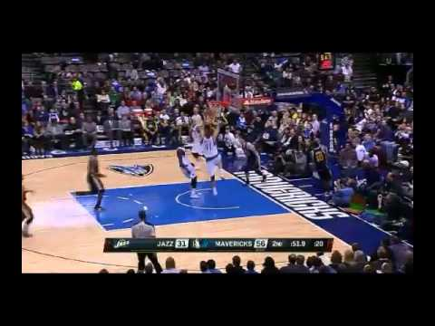 NBA CIRCLE - Utah Jazz Vs Dallas Mavericks Highlights 22 Nov. 2013 www.nbacircle.com