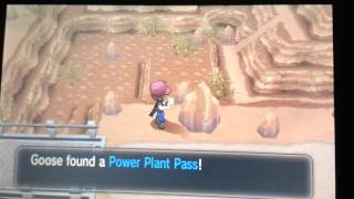 The Power Plant Pass! Pokemon X And Y Guide!