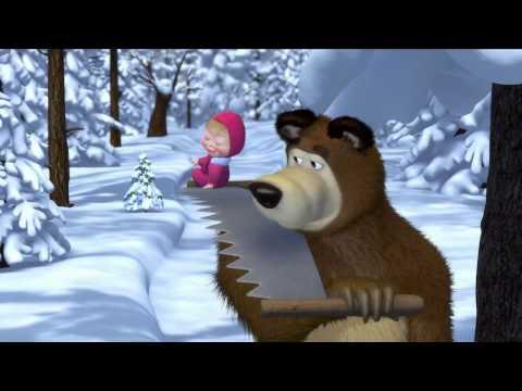 Урок № 2 с Машей =Ура Новый год Дед мороз