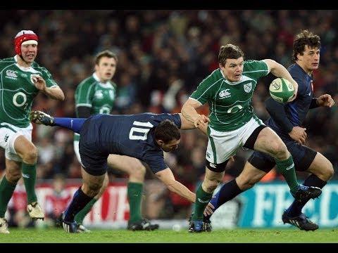 Grand Slam Years - Ireland: Ireland v France 2009 2nd Half