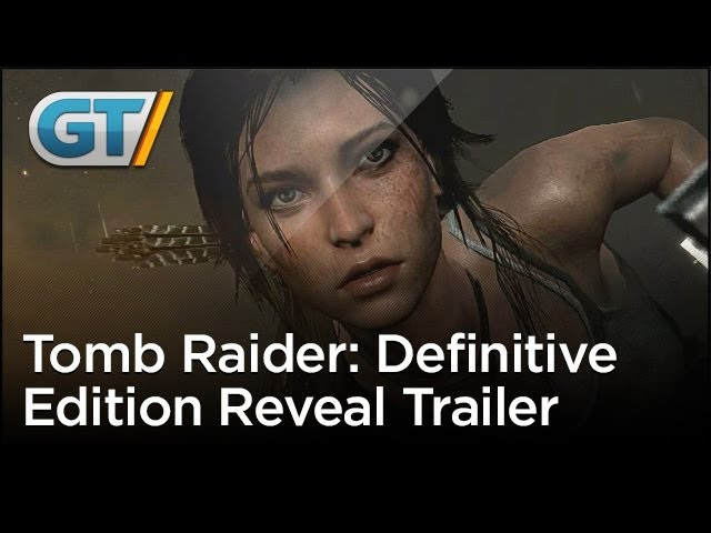 VGX 2013: Tomb Raider: Definitive Edition