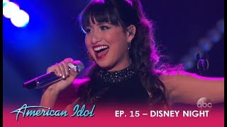 Michelle Susset: SHOCKS Disneyland With Her Amazing Vocals & Latin Flavor! | American Idol 2018