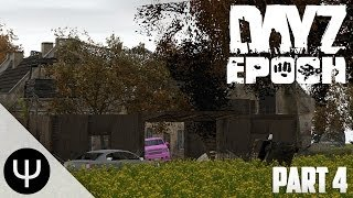 ARMA 2: DayZ Epoch Mod — Part 4 — Helicopter Interception!