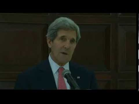 Secretary Kerry Delivers Remarks at the Moldova Trade and Investment Showcase