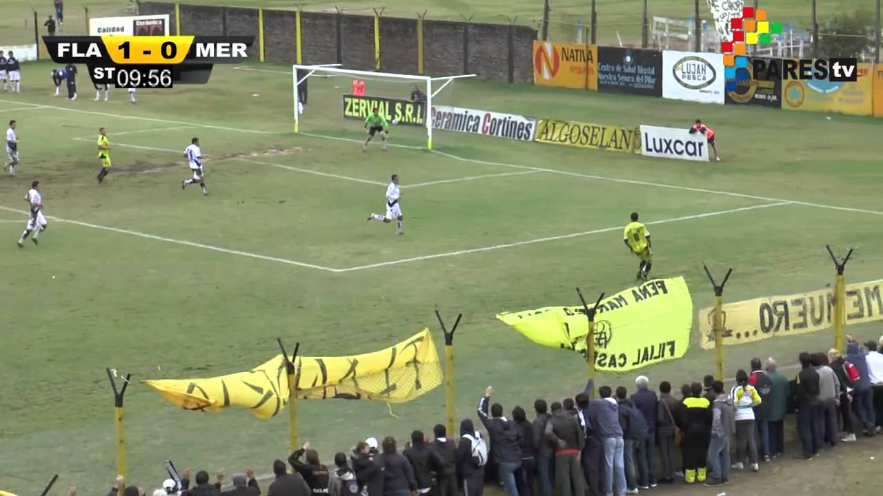Flandria 3-0 Deportivo Merlo