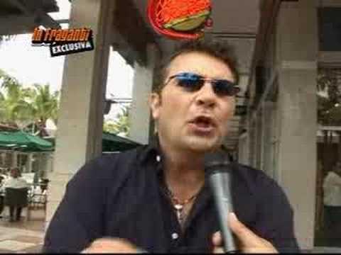 Manuel Mijares en Infraganti