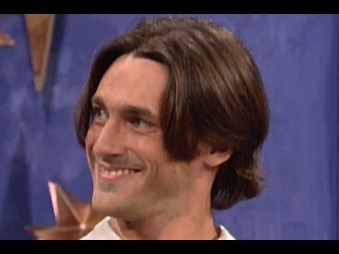 25 Yr. Old Jon Hamm on