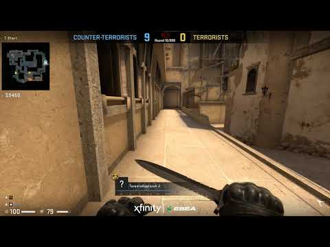 CS:GO - Holy f8ck, he just ninja'd us! 1v3 ninja defuse...