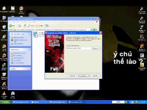 download map zombie trong half life 1.6