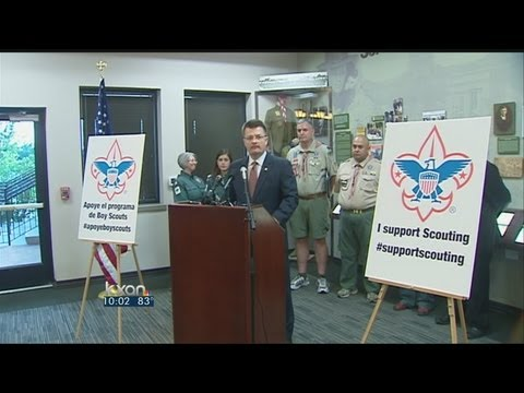 Boy Scouts vote to allow gays to join