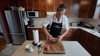 Steak University How To Pan Fry A Steak & Cook A Baked