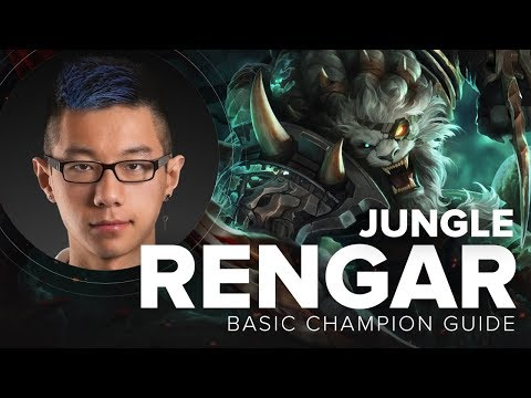 Rengar Jungle Guide by Pro LoL Player C9 Hai