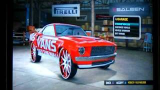 Midnight Club Los Angeles (custom Cars) Part 4