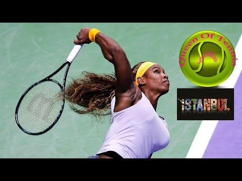 Highlights: Serena Williams vs. Angelique Kerber-Y.E.C. *Istanbul 2013*
