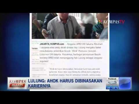 Kontroversi Ahok - Kompas Siang 12 September 2014