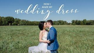 DIY WEDDING DRESS | WITHWENDY