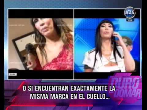 DURO DE DOMAR - BIJOU-GATE - MORIA CASAN - APARECIO EL VIDEO DE PARAGUAY - 09-08-12