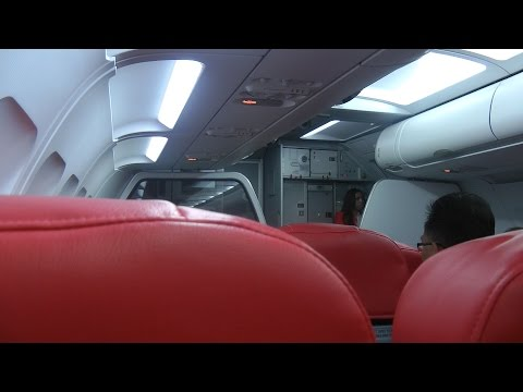 AirAsia AK1818, Singapore to Kuala Lumpur, Malaysia