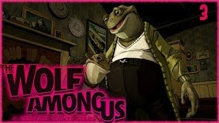"""Let's Play: The Wolf Among Us Part 3 """"Snooki & JWOW"""