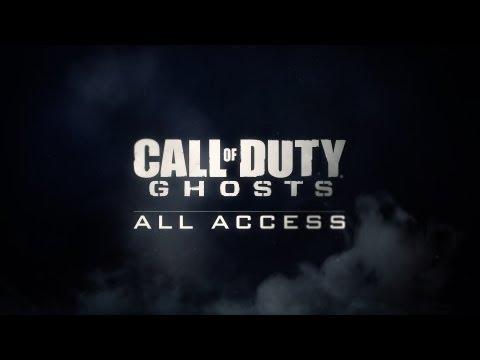 Видео с закрытого показа геймплея CALL OF DUTY: GHOSTS [UPDATED]