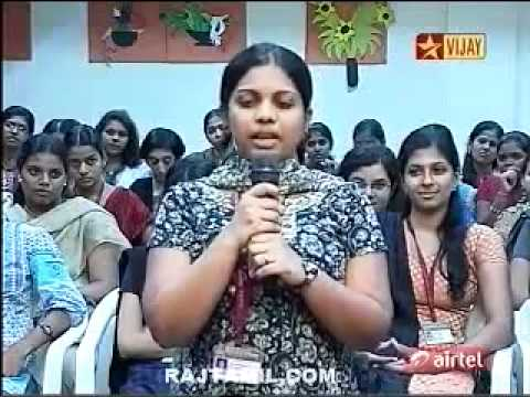 Vijay na mass Vijay tv program Pt12 (end)