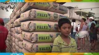 Más de 300 familias beneficia 'Casa Digna' en la colonia 12 de Octubre