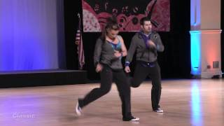 Ben Morris And Jennifer Deluca Swingdiego 2013 Classic