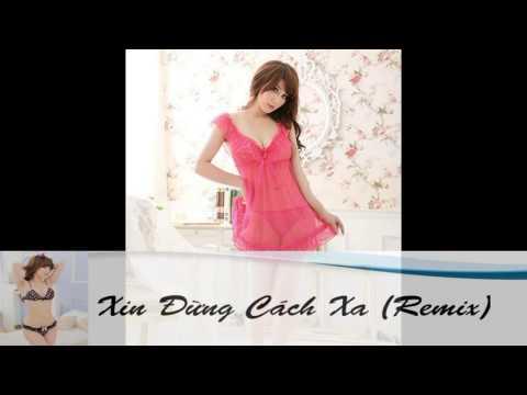 Xin Đừng Cách Xa (Remix) (Châu Khải Phong) - Sóc Chuột kute cover [Lyric]