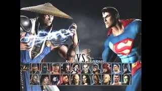 Mortal Kombat vs. DC Universe Gameplay view on youtube.com tube online.
