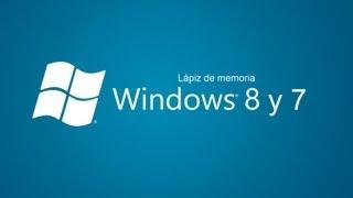 Como Instalar Windows 8 Desde Usb Bootable O Windows 7
