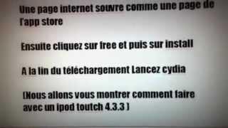 Comment Installer Cydia Sur Un IPhone Ou IPod