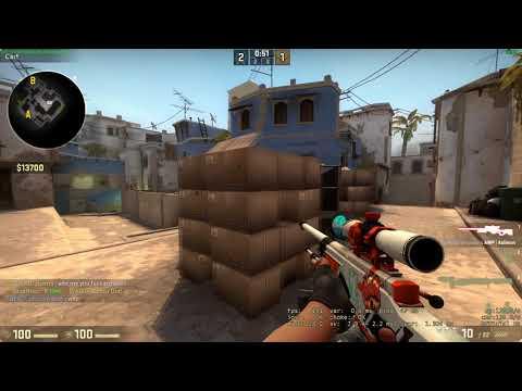 CS:GO Highlight - AWP Ace