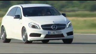 سيارة مرسيدس فئة ايه| عالم السرعة