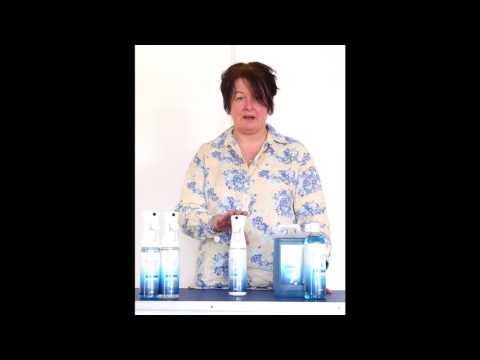 Julie Harris Signature - Clean Cotton Deodorising Fragrance Spray