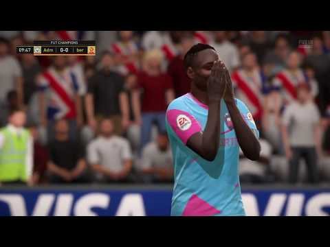 Fifa 18 Fut champions and Giveaway!