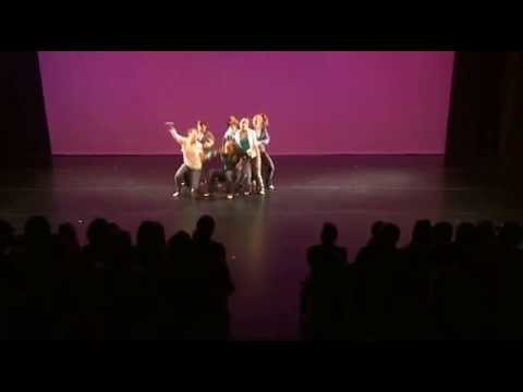 """Those Bombs My Friends"" - Temple University Dance Department"