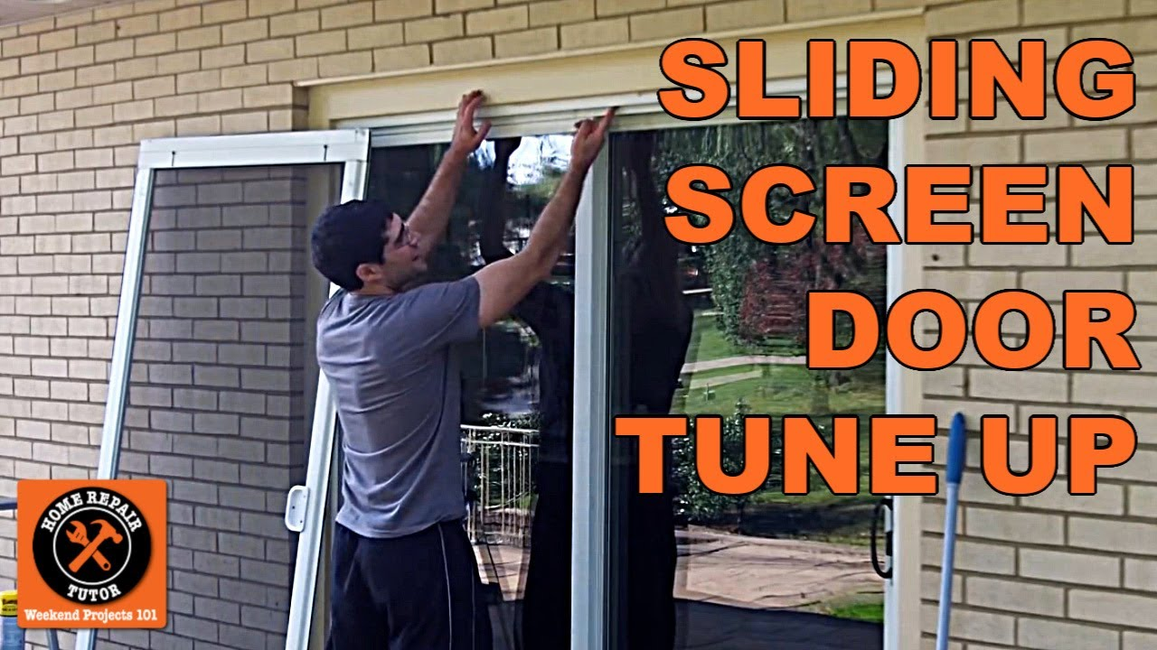Sliding Screen Door Replacement how to fix a sliding screen door kinds of sliding screen door