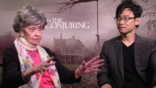 Lorraine Warren & James Wan Interview The Conjuring
