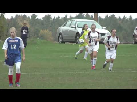 NCCS - AuSable Valley Mod Girls 10-3-12