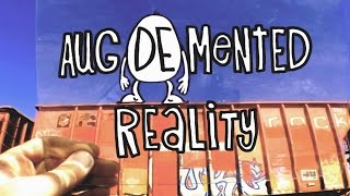 Augmented Demented Reality