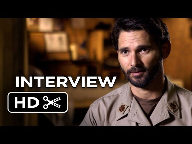 Lone Survivor Interview - Eric Bana (2013) - Mark Wahlberg Movie HD